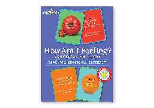 Eeboo How Am I Feeling? Conversation Cards
