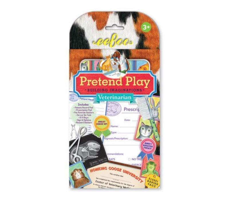 Pretend Play Veterinarian