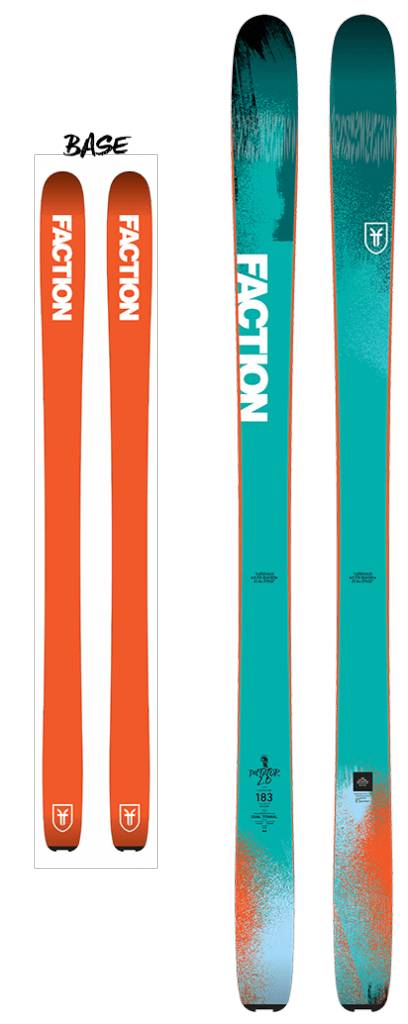 FACTION SKI FACTION DICTATOR 2.0