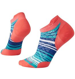 SmartWool Women's PhD Run Ultra Light Striped Micro