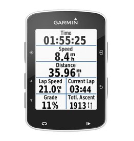 Garmin EDGE 520 CYCLOMETRE BUNDLE