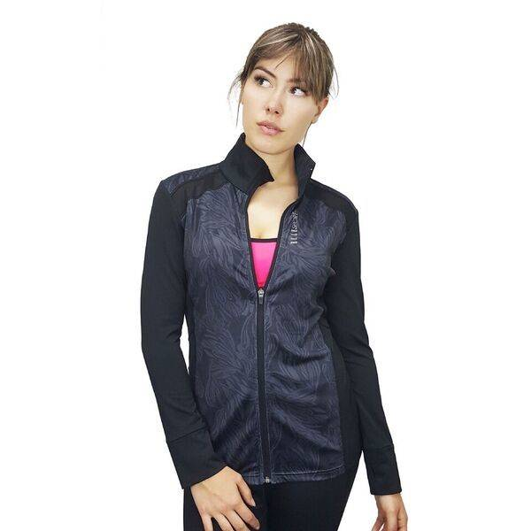 ELLESPORT FULL ZIP FASHION