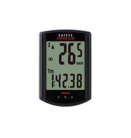 Cat Eye Strada Slim Wireless CC-RD310W, Cyclometre, Capteur pour velo de route, Noir