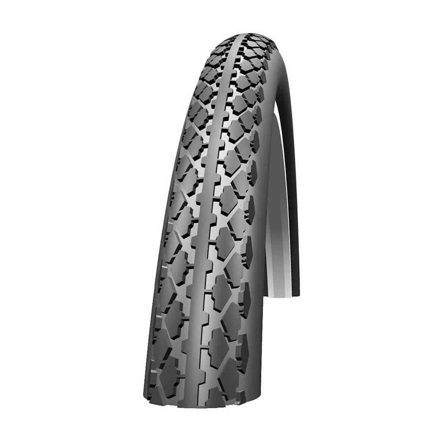 Schwalbe HS159 Puncture Protection  27x1-1/4 (630 ISO)  Rigide  SBC  Tringle  KevlarGuard  50TPI  50-85PSI  Noir/Gumwall