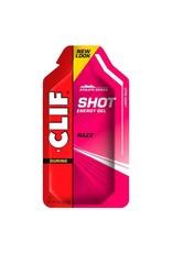 Clif Clif  Shot  Gels energetiques  Framboises  24x34g