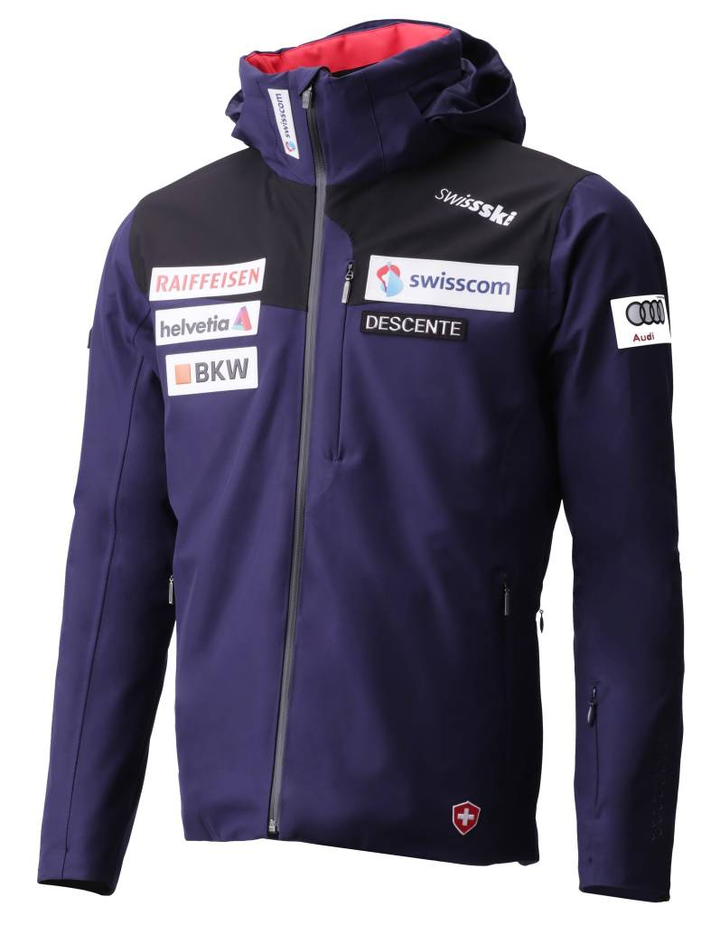 Descente SWISS SKI TEAM REPLICA JACKET