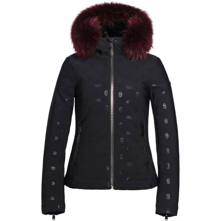 Goldbergh Silvia Real Raccoon Fur Jacket