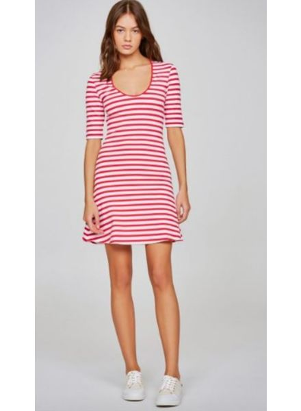 The Fifth Label The Fifth Label Voyage Stripe Dress