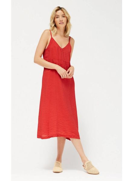lacausa Lacausa Alma Slip Dress
