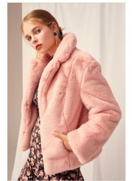 Keepsake Keepsake Stay with Me Fur Coat