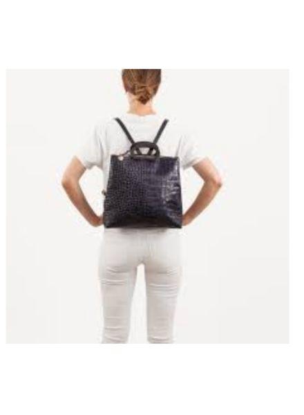 Clare V. Clare V. Croco Marcelle Backpack