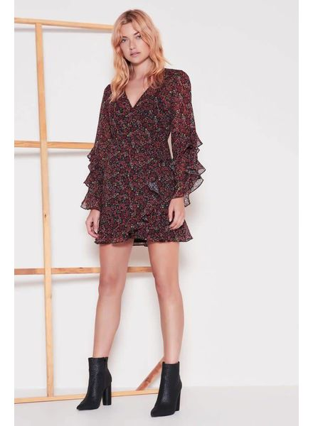 The Fifith Label Elective Wrap Dress