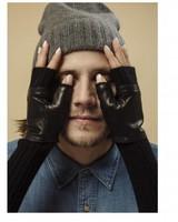 Carolina Amato Fingerless Glove