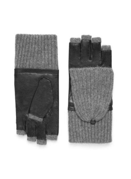 Carolina Amato Cashmere Pop Top Glove