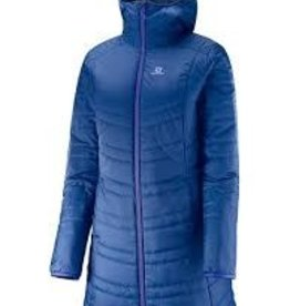 Salomon Salomon Drifter Long Hoodie Reversible Jacket