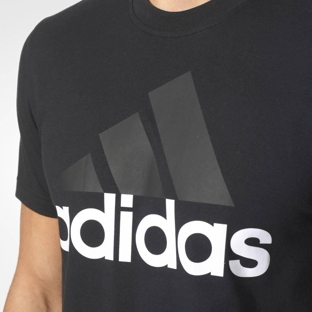 Adidas Adidas Men's Coton Logo Tshirt