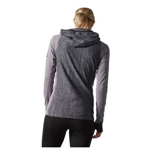 Adidas Adidas Women's Performer Heathered Hoodie
