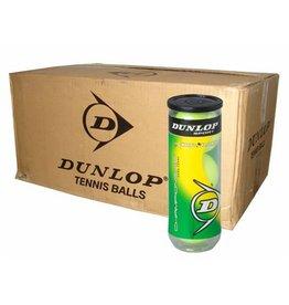 Dunlop Dunlop Championship Extra duty Hard Court  (24 tubes)