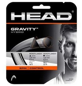 Head Head Hybrid Gravity Strings