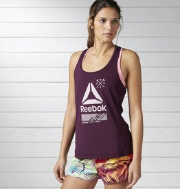Reebok Reebok Women's Top Ac Graphic Tank