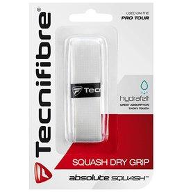 Tecnifibre Squash Dry  grip blanche (white)