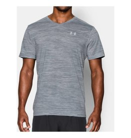 Under Armour UA Men's Charged Run Tshirt (grey)