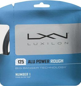 Wilson Luxilon Alu Power Rough 125 Grey Strings