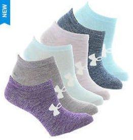 Chaussettes Invisibles Femme (6 paires)