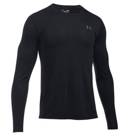 Under Armour UA Men's Threadborne Siro Long Sleeve (black)