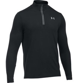 Under Armour UA Men's Threadborne Streaker ¼ Zip (black)