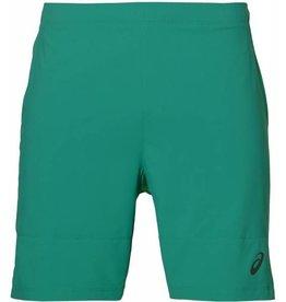 Asics Asics Men's Club Tennis Short 7'' (green)