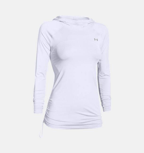 Under Armour Under Armour Women's UA Sunblock 50 Log Sleeves Shirt