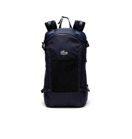 Lacoste Lacoste Black Blue Depth Large Backpack 2017
