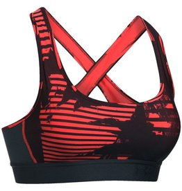 Under Armour Under Armour Women's Crossback Debossed Sport Bra