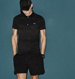 Lacoste Lacoste Men's Tennis Zip Neck Polo 2017