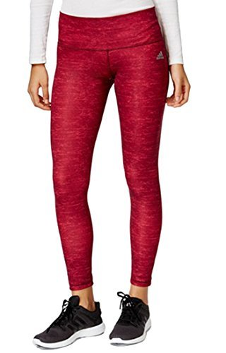 Adidas Adidas Women's Red Leggings
