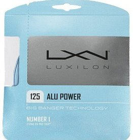 Wilson Luxilon Alu Power 125 Blue Strings