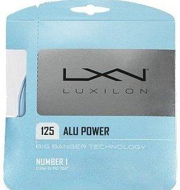 Wilson Luxilon Alu Power 125 Blue Strings
