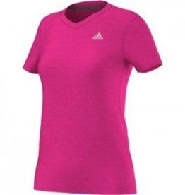 Adidas Adidas Women's Ultime Pink T-shirt