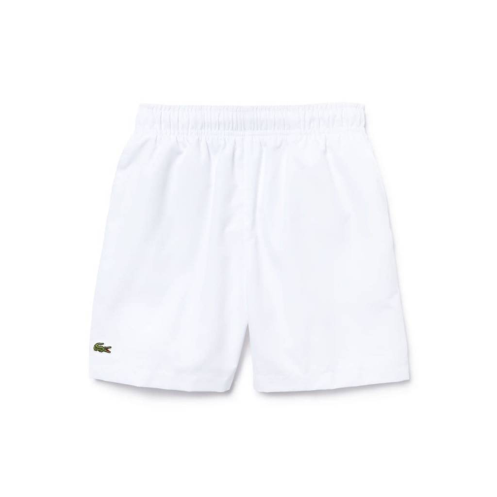 Lacoste Lacoste Short junior blanc