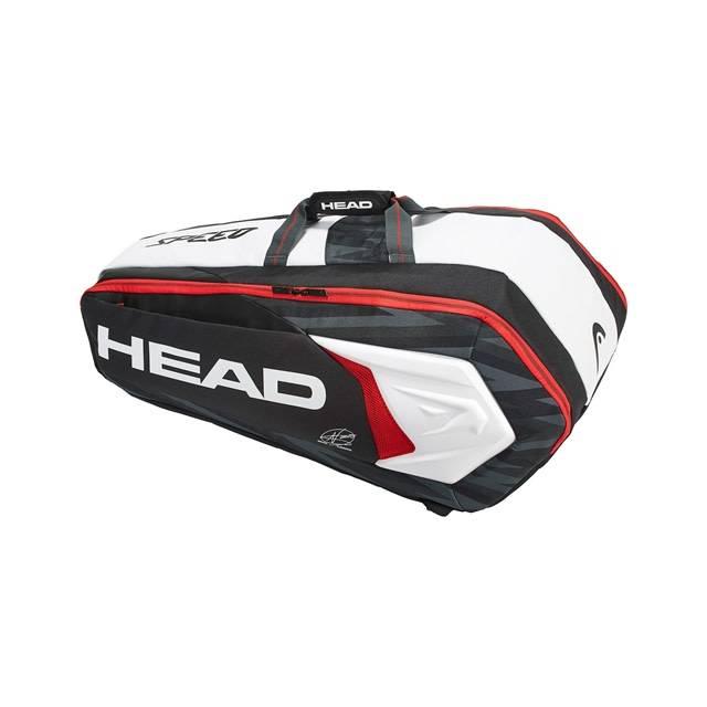 Head Head Djokovic 9R Supercombi 2018