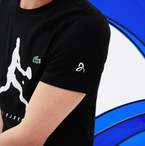 Lacoste Lacoste Djokovic Collection T-Shirt