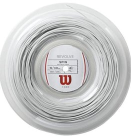 Wilson Wilson Bobine Revolve Blanc 200M 16/130