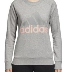 Adidas Adidas Coton Ouaté Ess Lin Sweat