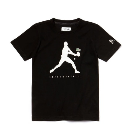 Lacoste Lacoste T-Shirt Djokovic Junior