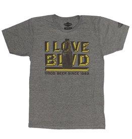 I Love BLVD Tee