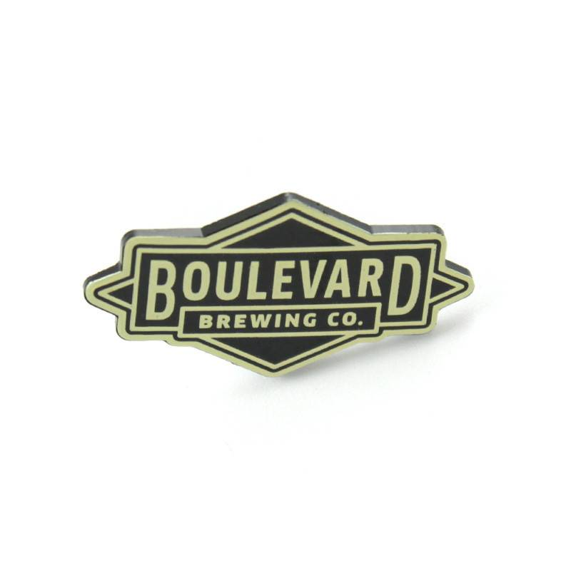 Diamond Logo Lapel Pin