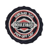Bottle Cap Patch - Diamond Logo