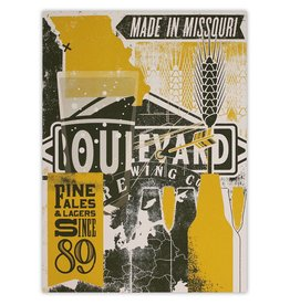 Made in Missouri Poster