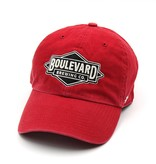 Logo Cap - Red